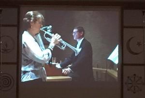 11/18/19 - Trumpet & Organ