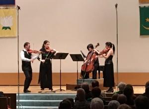 2/20/17 - Carpe Diem String Quartet