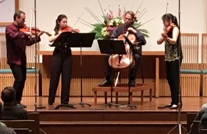 5/20/19 - Carpe Diem String Quartet