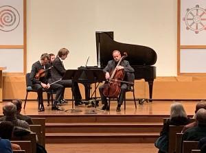 2/10/20 - Phaeton Piano Trio