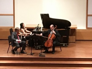 10/9/17 - The Green Mountain Chamber Players