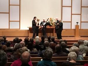 11/13/17 - Dorian Wind Quintet